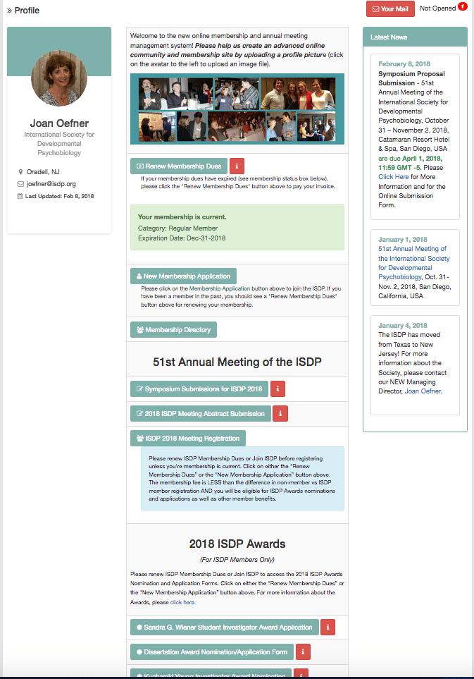Meeting website usa
