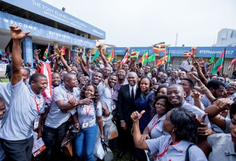 It's A Wrap!...All The Details As Tony Elumelu Foundations Concludes 3rd Edition Of Largest Gathering Of Entrepreneurs
