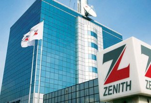 Zenith Bank Gallops On With Half A Trillion Naira Gross Earnings In 9months!