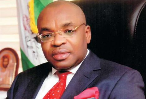 Details As Court Grants Order For Investigation Of Gov Udom, Wife Over Huge Withdrawals From Akwa Ibom State's Accounts