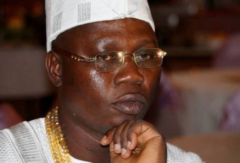 "Gani Adams Finally Succeeds MKO Abiola As ""Aare Onakakanfo"""