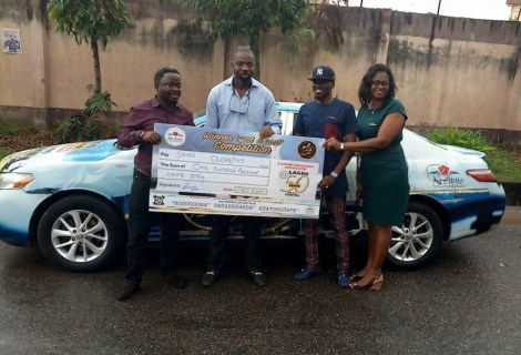 Winner Emerge In Campaign Organised By Abelinis To Celebrate Lagos @ 50