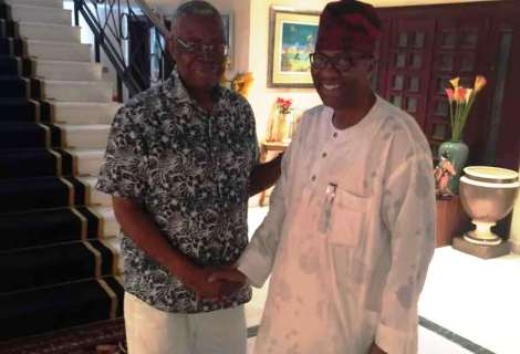 """Your Chances Are High"" TY Danjuma Assures As OGD Visits For Support over PDP Chairmanship Bid"