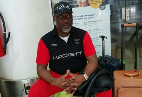 """""""Police Have Arrested Me!"""" Dino Melaye Cries Out"""