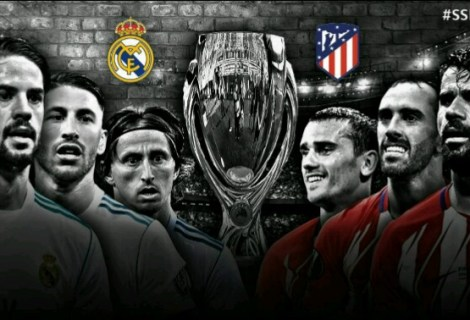 SuperSport to Air Real Madrid and Atlético Match UEFA Super Cup Live