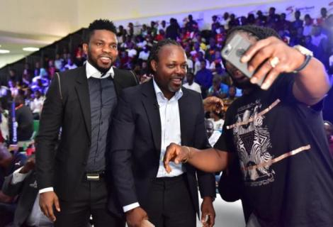 MultiChoice Hosts Fans, Celebs to a Live Screening to Kick-Start  New Football Season