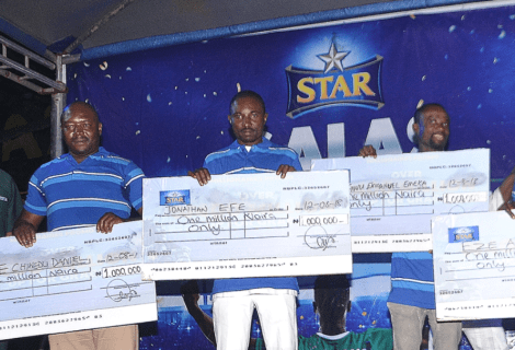 More Millionaires To Emerge As Star Lager Extends Historic Promo By 30Days