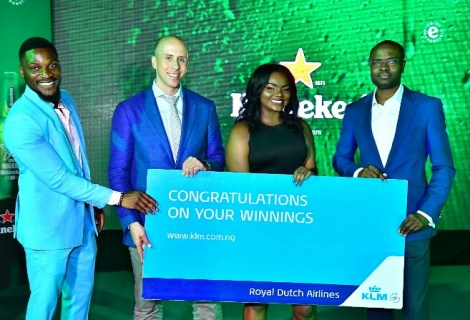 Heineken Nigeria Announces Winners Of All-Expense Paid Trip To Europe In 192 Countries Campaign