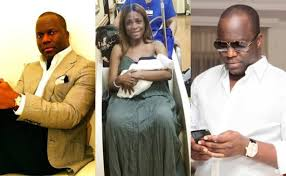 """The Controversy Rages On As Linda Ikeji's Baby Daddy Jeremi Solaye Denies """"Congratulating"""" Popular Blogger On Birth Of Son"""