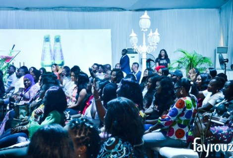 Fayrouz Partners Lagos Cocktail Week