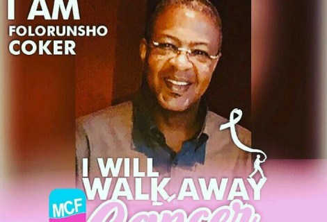 "NTDC Boss, Coker Throws Weight Behind ""Walk Away Cancer"" Project"