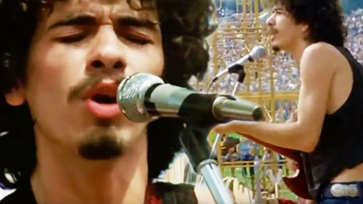 Santana S Evil Ways Puts Woodstock 69 Under A Trance