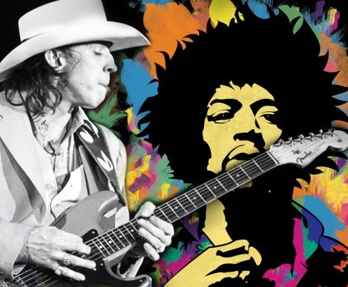 Stevie Ray Vaughan - Voodoo Child