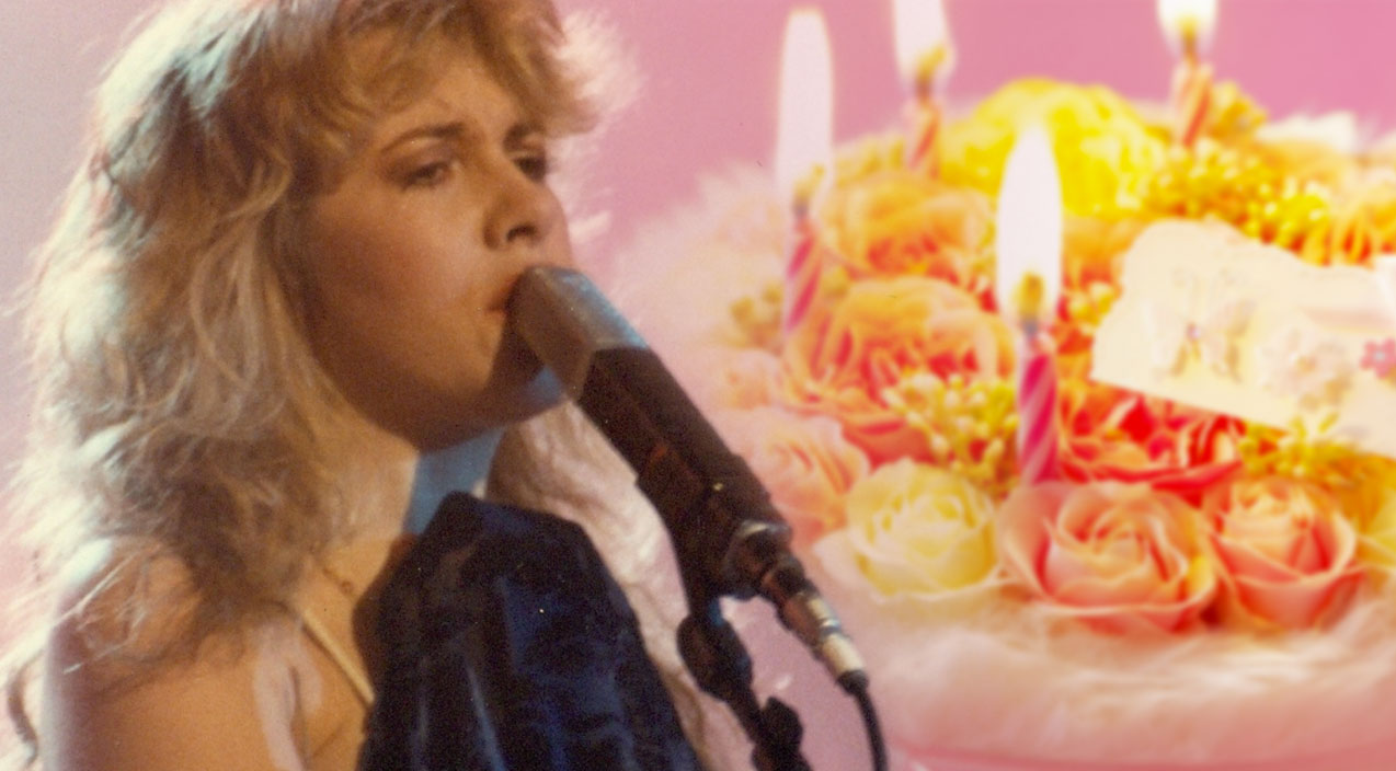 Happy Birthday Stevie Nicks 10 Fun Facts About Rock S Fairy Godmother Society Of Rock