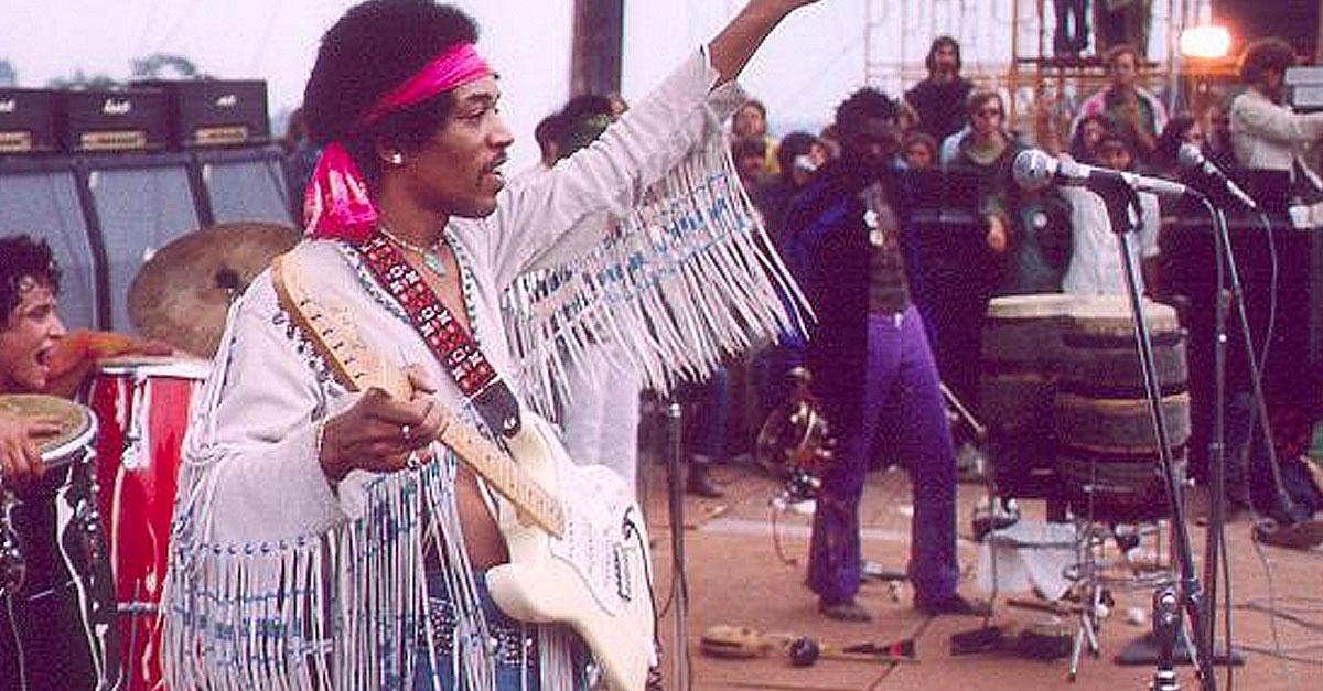Happy Birthday Jimi Hendrix Here S A Look Back At His