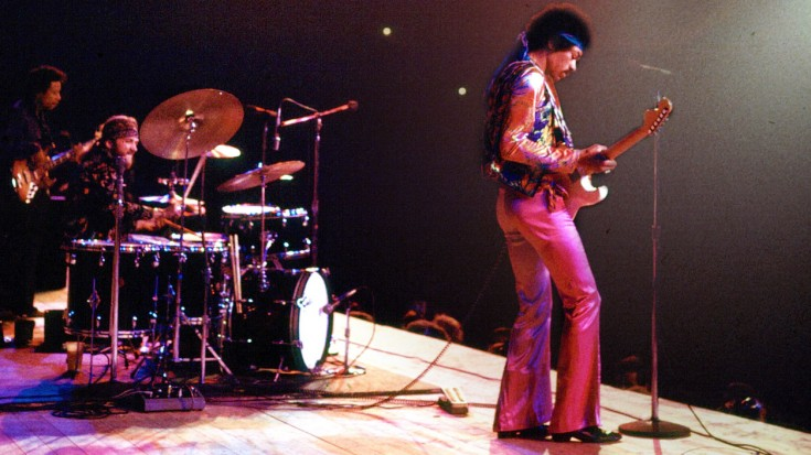 Jimi Hendrix Gives His Final Performance Just 12 Days