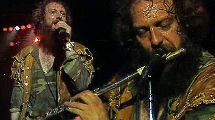 """Jethro Tull Go Off The Rails For """"Locomotive Breath,"""" And It's A Wild Ride From Start To Finish 
