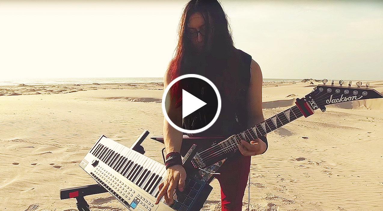 Bohemian Rhapsody Guitar Cover