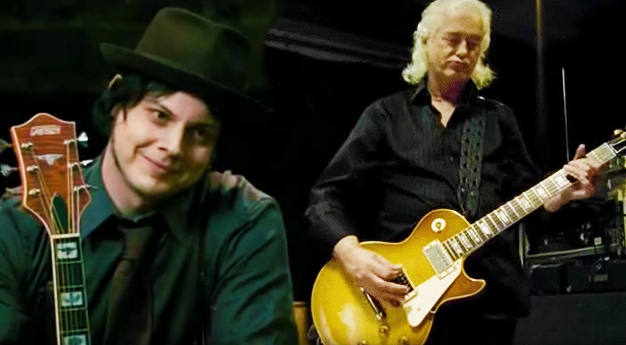 Jimmy Page Schools Two Other Legendary Guitarists On How
