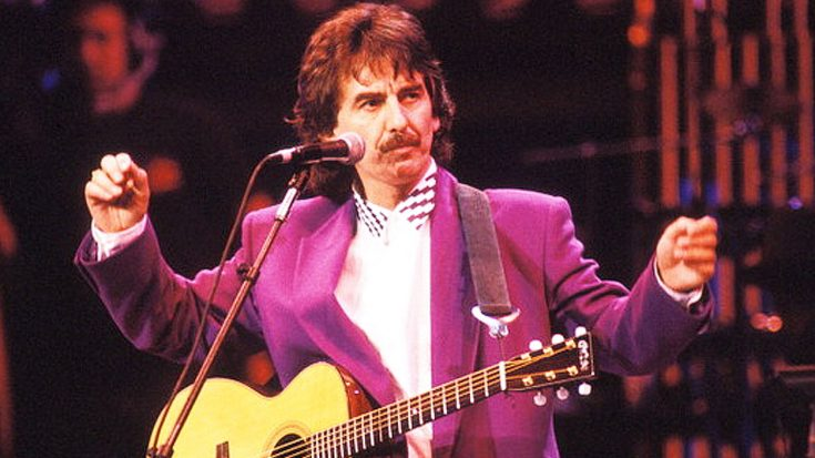 25 Years Ago | The World Saw George Harrison Perform What Would Be His Final Concert | Society Of Rock Videos