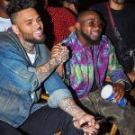 Assurance2020: Chris Brown Says He Wants To Be On My Train – Davido