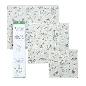 beeswax wraps sustainable home zero waste shop glasgow society zero