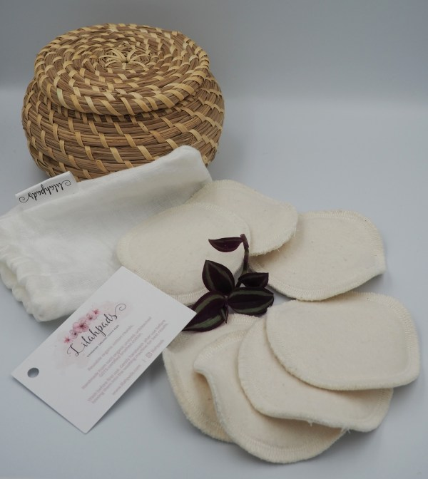 reusable wipes reusable alternative to cotton wool pads makeup wipes facial cleansing wipes zero waste