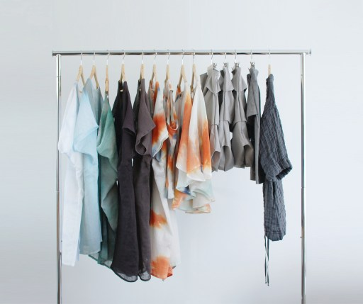 capsule wardrobe minimalist wardrobe, declutter clothes society zero glasgow pass it on week
