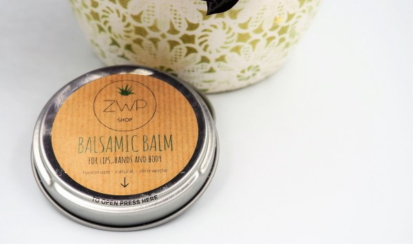 multipurpose balm vegan skincare zero waste glasgow
