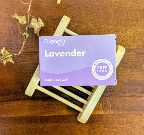 friendly lavender soap vegan friendly plastic free soap bar