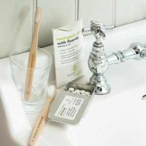 zero waste toothpaste with fluoride zero waste shop glasgow society zero