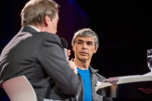Larry Page TED talk on the future of Google [video]