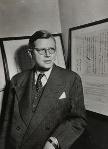 E. Herbert Norman (1951, Ottawa)