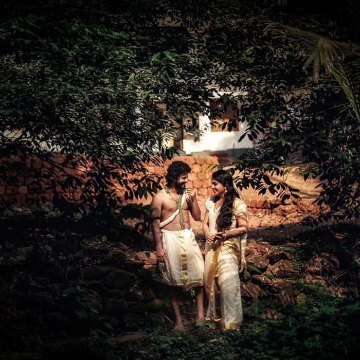 neeraj madhav wedding photos