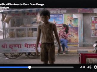 dum-dum-deega-deega short film