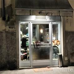 Hemingway bar, best hot chocolate in florence