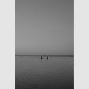 Baltic sea. August