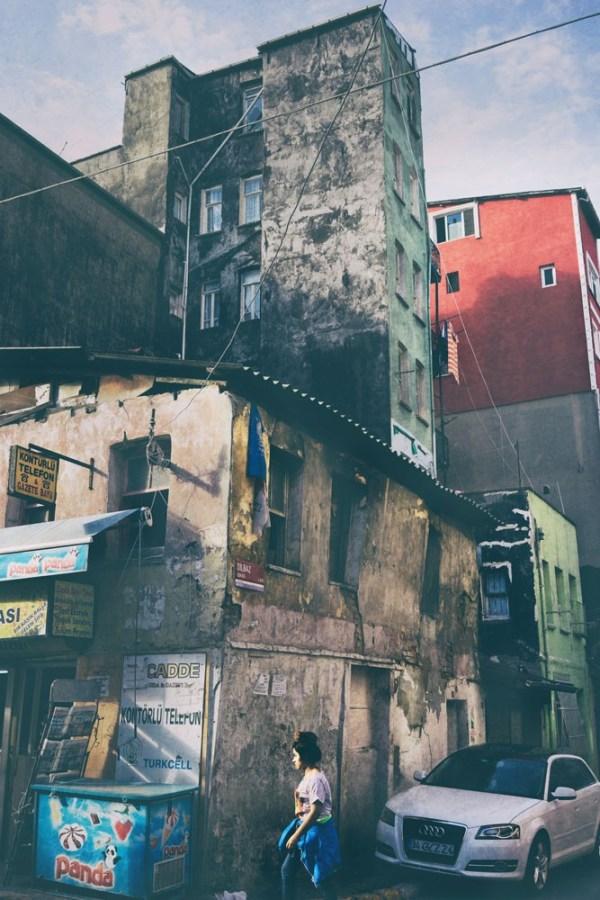 Istambul. Street