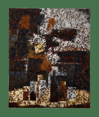 Joc de grocs, ocres, grisos i negres, 1999