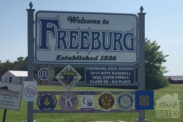 Welcome To Freeburg