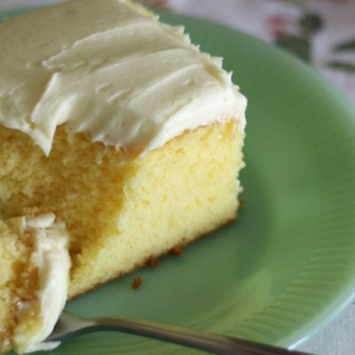Sour Cream Cake by Mary Beth