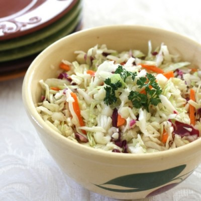 Recipe for Coleslaw Dressing