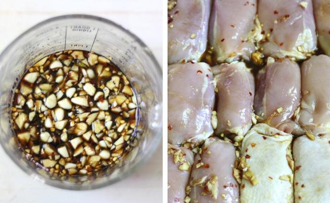 Sticky Chicken Recipe sockbox10.com