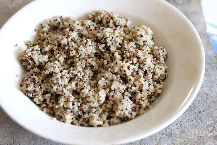 Italian Quinoa Bowl sockbox10.com
