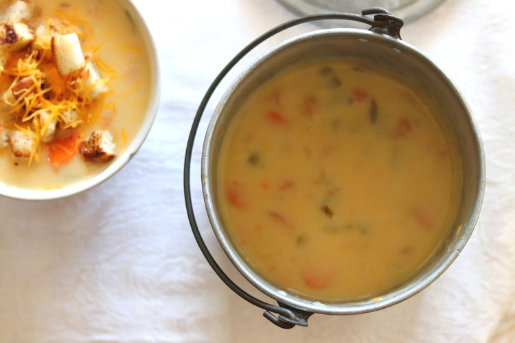 Colleen's Special Potato Soup sockbox10.com