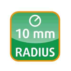 10 mm Radius