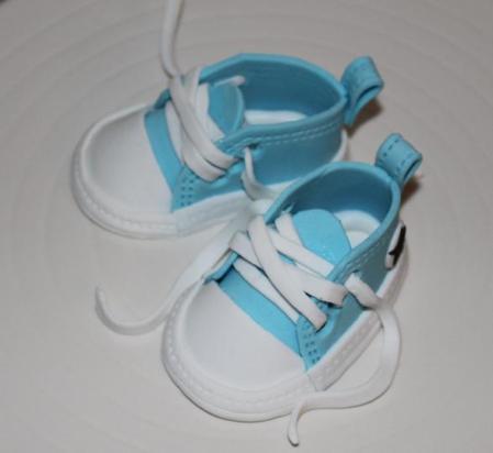 Baby Converse - Instruktioner
