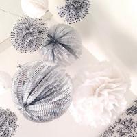 DIY: Pom-Poms, Pompoms eller Fluffiga bollar