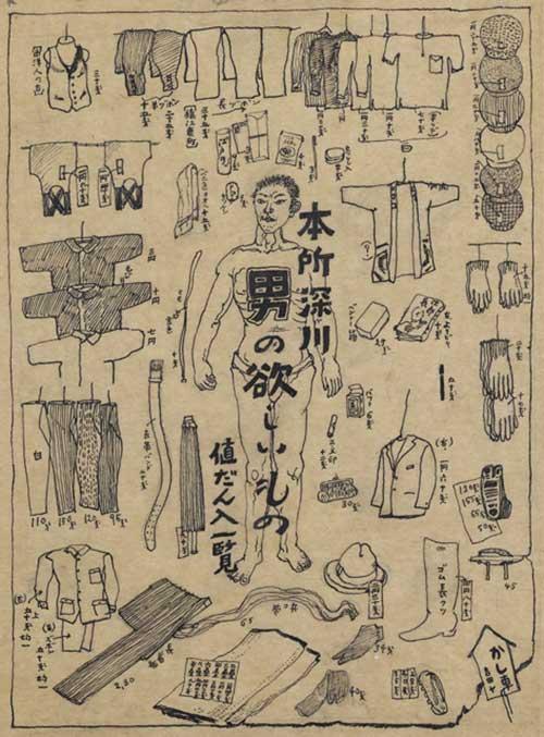 Kon Wajiros Archaeology Of Present Times SOCKS