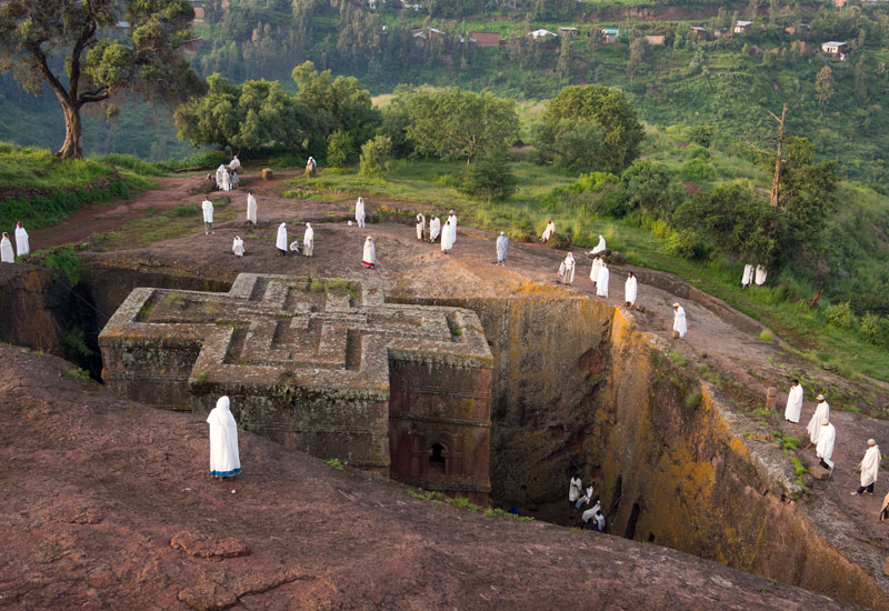 Image result for lalibela churches